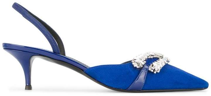 Giuseppe Zanotti Design Tabitha sling-back pumps