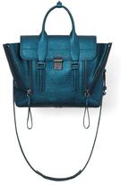 3.1 Phillip Lim Pashli Medium Satchel in Turquoise