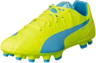 Puma evoSPEED 4.4 Artificial Ground Jr Unisex Kids' Football Training Shoes