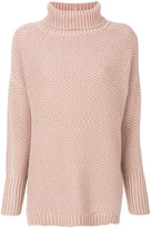 Bruno Manetti long roll-neck jumper