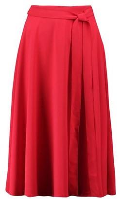 Iris & Ink 3/4 length skirt