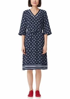 S'Oliver Women's 14.903.82.7375 Dress