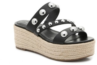Marc Fisher Jalyn Espadrille Wedge Sandal