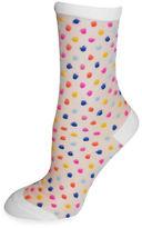 Kate Spade Dot-Print Socks