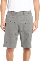 Travis Mathew Men's Panek Print Shorts