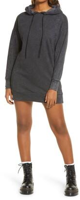 BP Women's Washed Sweatshirt Dress