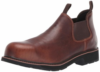 Wolverine Men's Ranchero Romeo Steel Toe Industrial Shoe