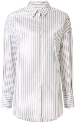 PARTOW Hugo striped shirt
