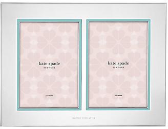 Kate Spade Take The Cake Double Invitation Frame