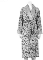 Croft & Barrow Women's Plush Robe
