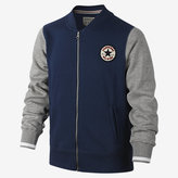Nike Converse Blocked Varsity Big Kids' (Boys') Jacket (XS-XL)