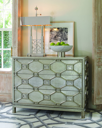 Global Views Adriana 3-Drawer Chest