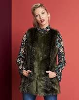 Fashion World Faux Fur Gilet