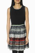 Molly Bracken Print Dress