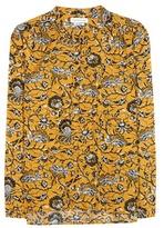Etoile Isabel Marant Isabel Marant, Étoile Amaria Printed Blouse