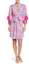 Lilly Pulitzer Kimora Silk Dress