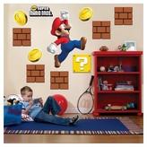 BuySeasons Super Mario Bros. Giant Wall Decal