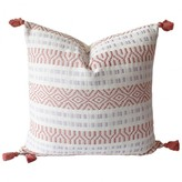 Lulu & Georgia Alegria Home Maha Woven Tassled Pillow