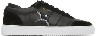 Axel Arigato Black Dunk Low-Top Sneakers