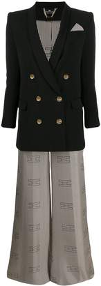Elisabetta Franchi two piece suit