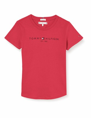 Tommy Hilfiger Girl's Essential TEE S/S T-Shirt