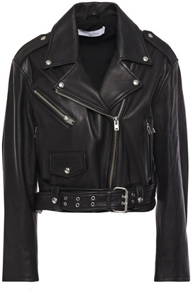 IRO Thor Leather Biker Jacket