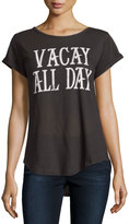 Signorelli Vacay All Day Graphic Tee, Black