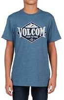 Volcom 'Range' Graphic T-Shirt (Toddler Boys & Little Boys)