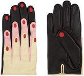 Aristide Multi Leather Three Hand Gloves