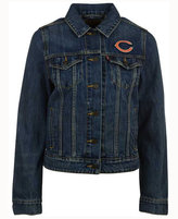Levi's Women's Chicago Bears Denim Trucker Jacket