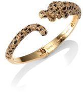 Kate Spade Pave Cheetah Cuff