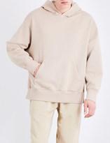 Yeezy Season 4 Oversized cotton-jersey hoody