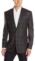 Vince Camuto Men's Glen Plaid Sport Coat, Grey
