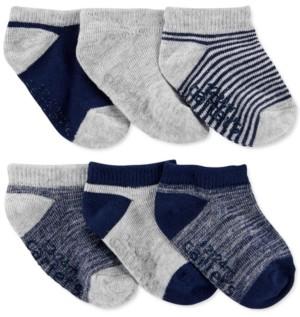 Carter's Toddler Boys 6-Pk. Ankle Socks