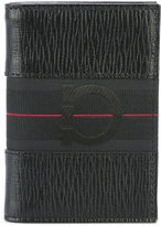 Salvatore Ferragamo textured wallet