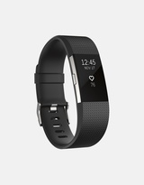 Fitbit Charge 2 Black Silver