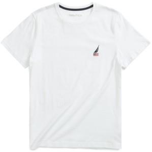 Nautica Men's Logo Graphic Cotton T-Shirt