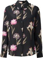 Rochas floral print shirt