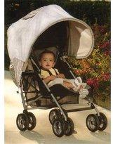 Infantino Stroller Sun Shade (Grey Circles)