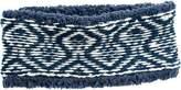 Muk Luks Women's Knit Headband - Indigo Headbands