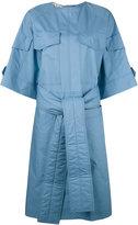Marni tie-waist dress - women - Cotton - 40