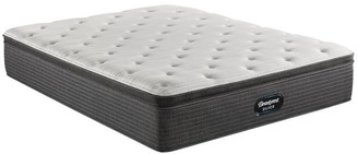 Pottery Barn Beautyrest Silver Premier Spring Mattress