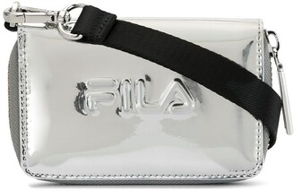 Fila Logo Embossed Wallet