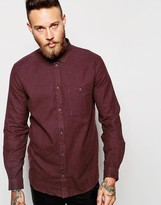 Weekday Shirt Delta Flannel One Pocket