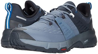 Salomon Odyssey GTX(r) (Black/Shale/High Risk Red) Men's Shoes