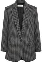Etoile Isabel Marant Ice Houndstooth Wool-blend Blazer