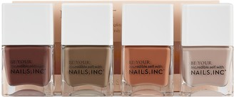 Nails Inc Keep It Tonal Nail Polish Set