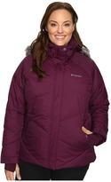 Columbia Plus Size Lay D DownTM Jacket