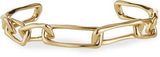 Alexis Bittar Chain Link Skinny Bracelet