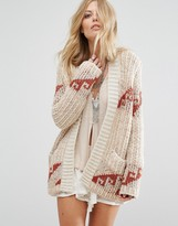 Free People Time & Time Again Cardigan